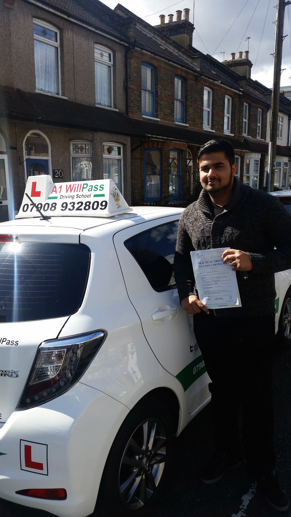 Pass Plus Driving Lessons in East London